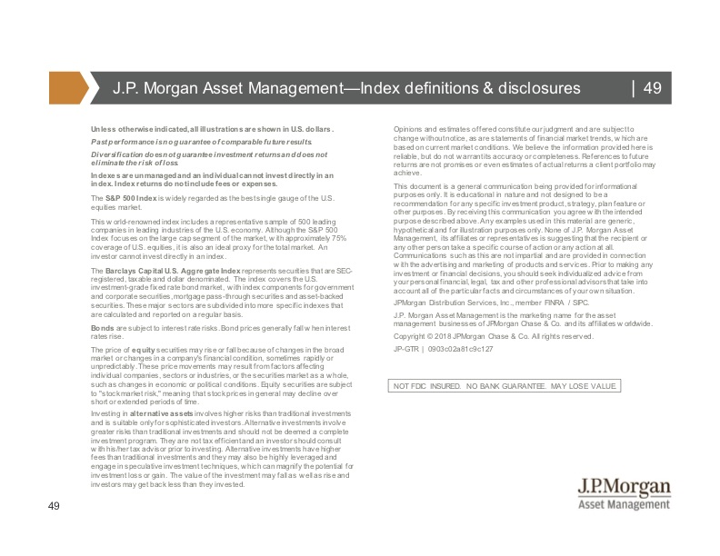 Market Commentary from Kramer Wealth Managers - Kramer