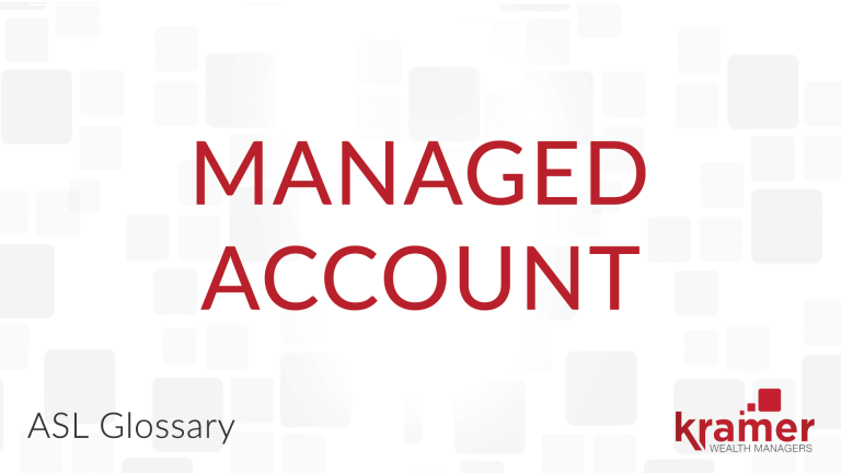 Managed-Account