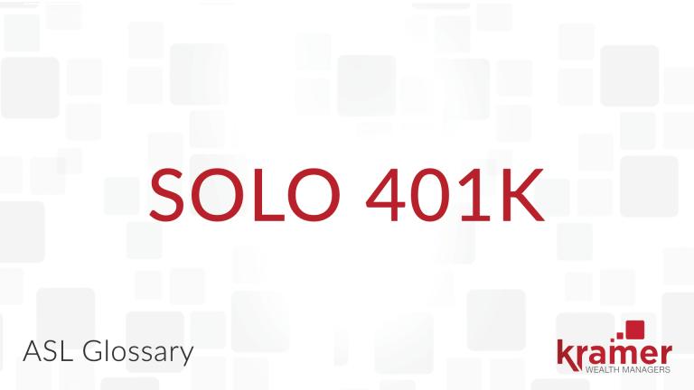 Solo-401k