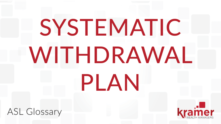 Systematic-Withdrawal-Plan