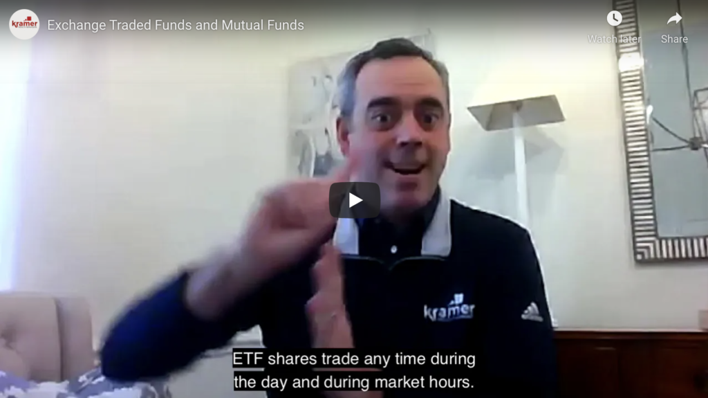 Exchange Traded Funds and Mutual Funds